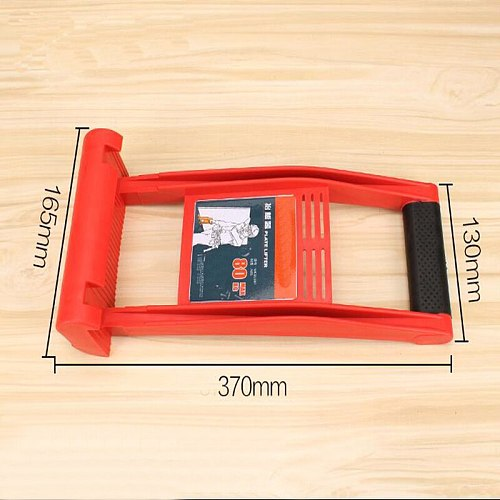 1Pcs Easy to carry--HEAVY ITEMS LIFTER ABS plate lifter for carrying glass plate Gypsum board and wood board
