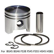 34mm Piston Kit Part For Stihl BG45 BG46 FS38 FS45 FS55 HS45 HS81 Trimmer Blower Engine Tool Accessories Motor Chainsaws
