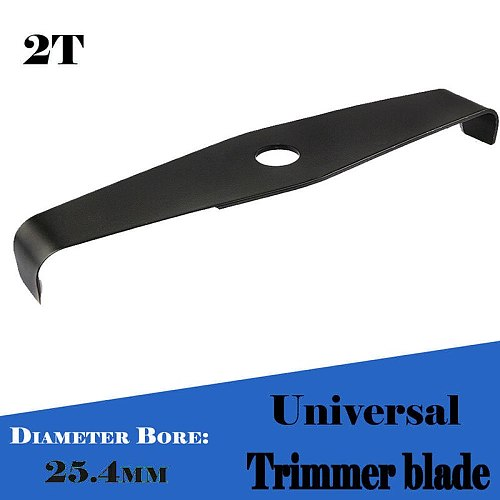 Professional 310mm 2T Teeth Universal Thicken Trimmer Blade for Strimmer Brushcutter 25.4mm Home Garden Tool Supplies Accessory