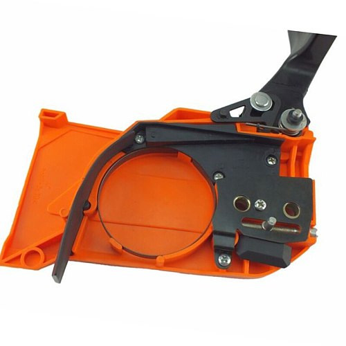 1pcs Brake Handle Clutch Sprocket Cover For Chinese Chainsaw 4500 5200 5800 MT-9999 Reliable Brake Handle Sprocket Cover