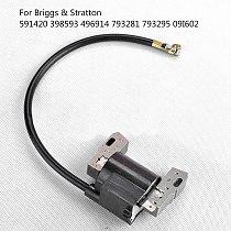 Ignition Coil For Briggs & Stratton 591420 398593 496914 793281 793295 09I602