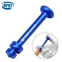 WNB Convenience Use Alloy Steel Tube Piston For 10cc 559 Solder Flux Paste Soldering Repair Tools MECHANIC Welding Accessories