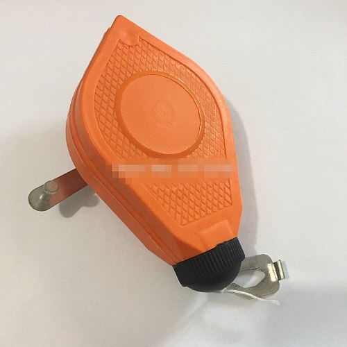 Drywall Marking Level Standard Line Reel Chalk Box Orange