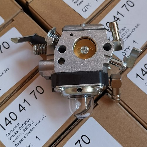 HDA 242 Carburetor Wacker BS60-2 BS60-2i BS70-2 BS70-2i BS50-2 BS50-2i Replaces Walbro HDA 242 HDA242 OEM 0165604