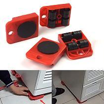 Furniture Transport Roller Moving Wheel Slider Remover Removal Lifting Tools