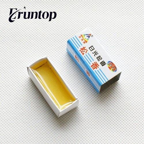 1PSC High Quality Rosin Carton Soldering Iron Soft Solder Welding Fluxes