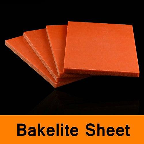 Bakelite Sheet Bakelite Plate Board Electrostatic Prevention Insulated Panels Customized Size
