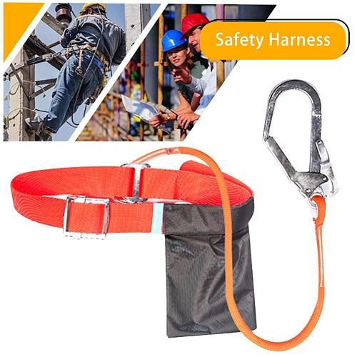 Fall Protection Full Body Safety Harness Industrial Construction Electrician Safety Harness Roofing Tool Climbing Rock Safety