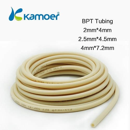 KamoerPharMed BPT Tubing for Peristaltic Pump (from Saint-Gobain, Food Safe, Anti corrosion,  Chemicals Tube, Long Life)