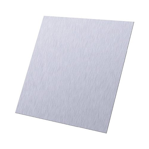 1pc Pure Zinc Zn Sheet Plate Metal Foil 100x100x0.5mm For Science