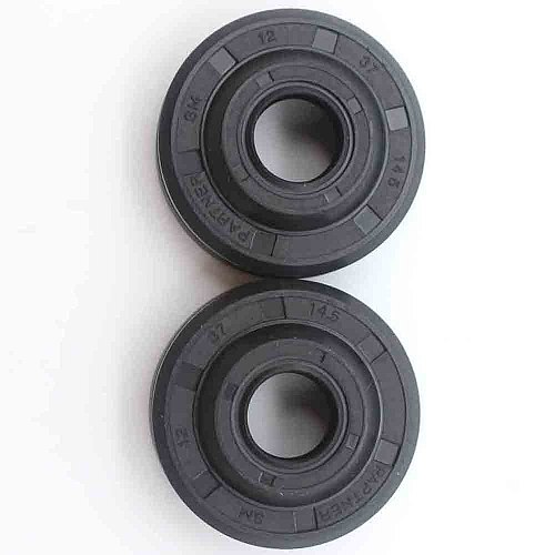 2pcs Oil Seal Crankshaft Fit For HUSQVARNA 36 142 236 240 Chainsaw Parts Replace