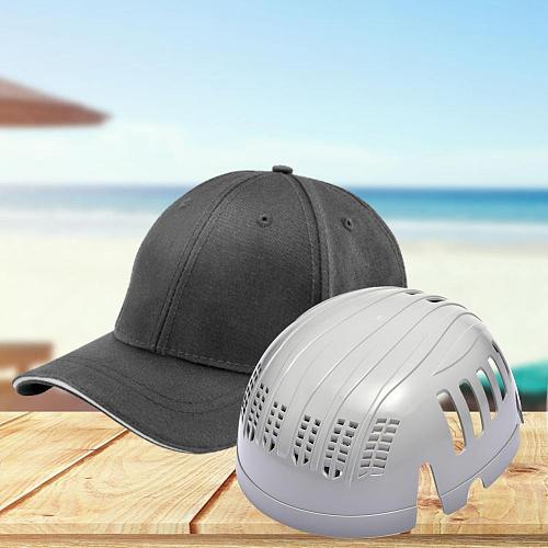 Work Safety Hard Bump Cap Insert Helmet Baseball Hat Style Protective Hard PP Bump Cap Protective Equipment