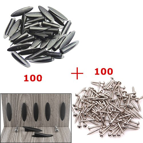 200 Wood working Tool Pocket Plugs Plastic Caps Wood working Drill Guide Hide Hole Screws Jig System Doweling Drilling Hand Tool