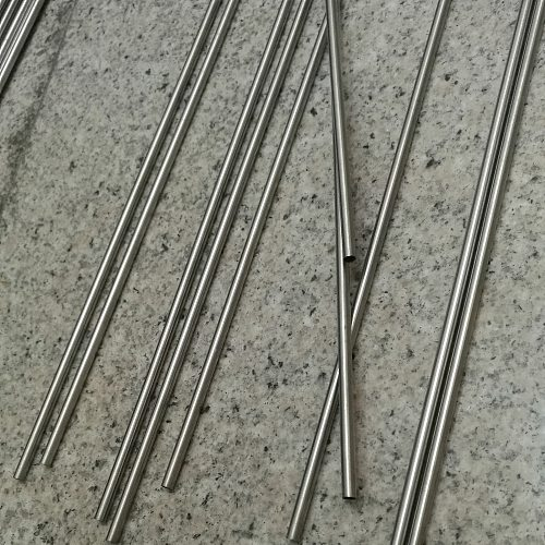10 Pieces * 500 mm length SS304 Stainless Steel Pipe  Hard Condition Small Industry Tube, Length