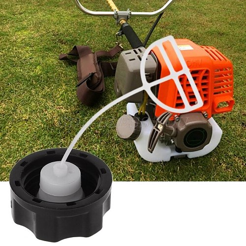 Brushcutter Fuel Tank Cap Replacement For Lawn Mower Grass Trimmer Chainsaw Part Drop Shipping