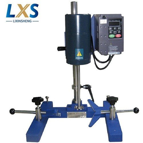 Laboratory Disperser 220V 50Hz Automatic Paint Mixing Machine 100~6000 R/Min High Speed Dispersion Machine For Paint
