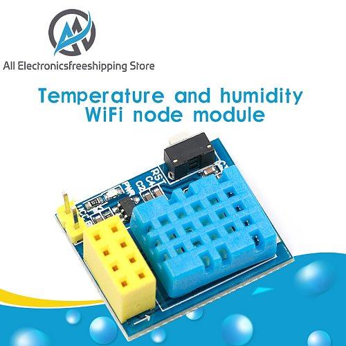 ESP8266 ESP-01 ESP-01S ESP01 DHT11 Temperature and Humidity WiFi Node Module Arduino