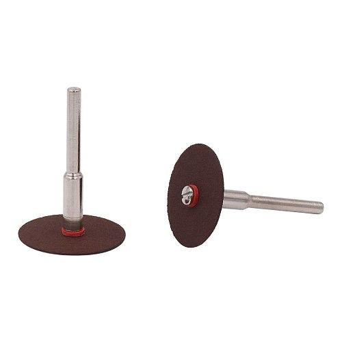 36pcs 24mm Resin Cut-off Wheel Cutting Disc Kit For Dremel Rotary Hobby Tool Bit Dremel Accessories