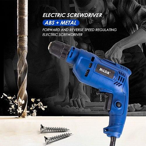 Multi-functional Cordless Drill Electric Screwdriver Mini Power Hand Drill