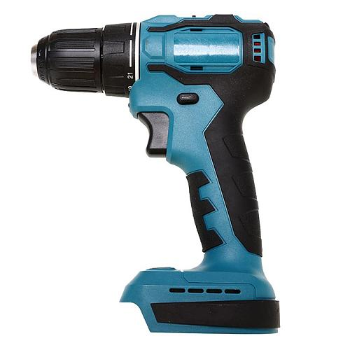 18V 90Nm Electric Drill Charging Brushless Impact Drill Hammer Screw Driver
