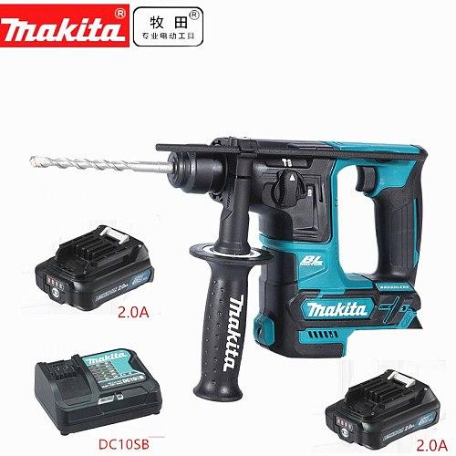 Makita  HR166D HR166DSMJ HR166DWMJ HR166DSAEI 10.8V 12V 16mm  CXT SDS Rotary Hammer Drill Brushless