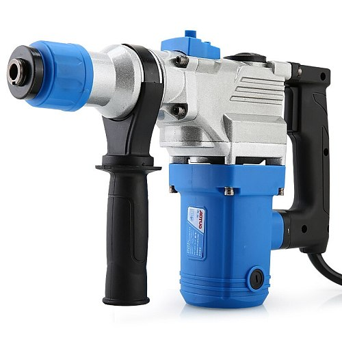 AOTUO industrial grade electric hammer multi-function high power impact drill electric drill multi-function home electric tools
