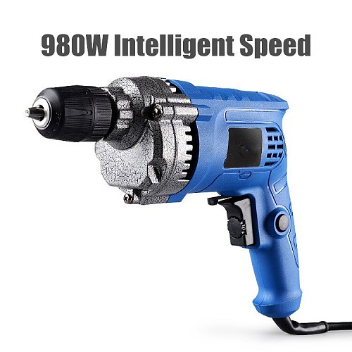 Aluminum Head Power Tools Electric Drill Electric Drill Screwdriver Drill Industry Electric Drilling