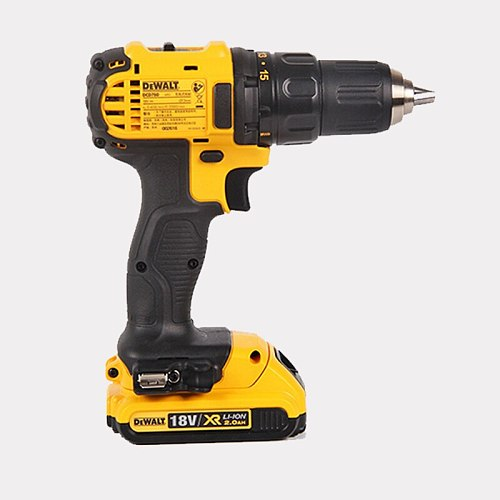 DEWALT DCD771 Lithium Eectric Hand Drill 18V Rchargeable Electric Drill Screwdriver Hand Drill Rotary Gun