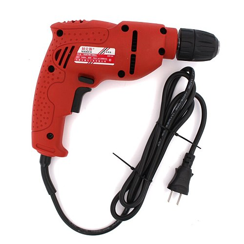 Hand electric drill household 220v power tool multifunctional small mini high power plug-in
