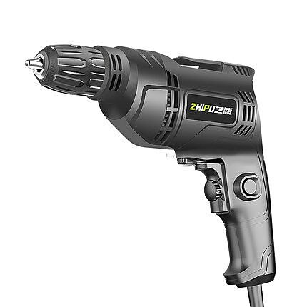 AC220V 500W 0-10MM multi-function household electric drill, electric screwdriver,quick chuck,portable work, multi-style optional