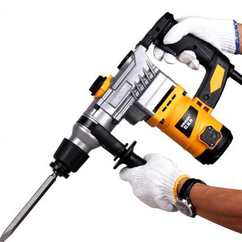 Electric Drill Tool for Electric Hammer-pickaxe Dual-purpose Household Percussion Drill