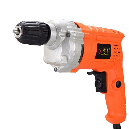 220V 710W High Power Multifunction Torque Electric Drill High Power Double Reduction Electric Hand Drill For Perforator