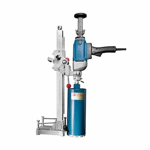 Portable Drilling Electromechanical Drilling Waterless Diamond Drilling Machine Engineering Drill 130mm 160mm