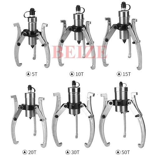 10T Split Hydraulic Gear Puller FYL-10T Can Be Used with CP-180 Hydraulic Pump
