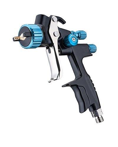 2020 Limited Edition LVLP Spray Paint Gun-1.3/1.4 Tips with tank for Car New Design Painted  pistol Air Sprayer gun
