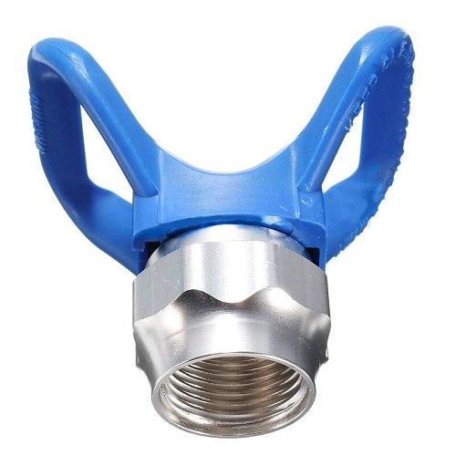 Airless Paint Sprayer Spray Gun Tip Spray Nozzle For Titan Wagner Spray Guard Nozzle Seat Paint Sprayer Tools