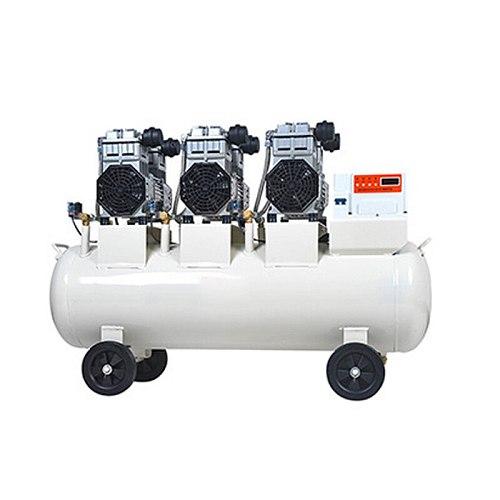 Large Air Pump Compressor Oil-free Silent Air Compressor Dental Laboratory Woodworking Auto Repair Air Pump Compressor 220/380V