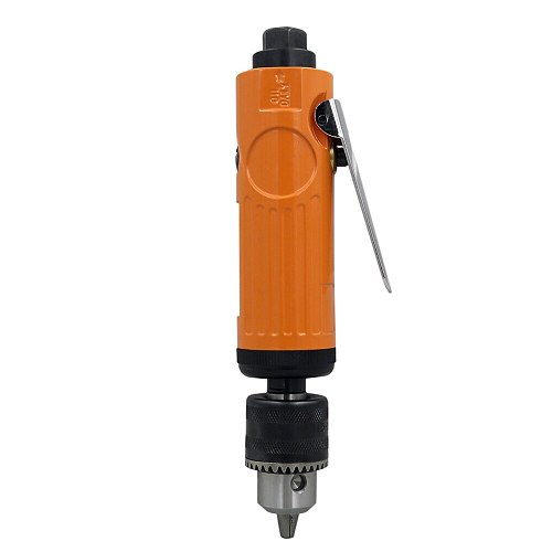 Buy Electric Drill Gift Wrench 3/8  Straight Air Drill Air Drilling Machine Professional Tool for Hole Drilling