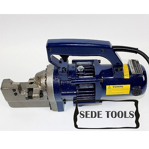 with Vedio/RC-20 Portable Electric Hydraulic rebar cutter and hand-held Rebar Cutting Machine for cut 20mm