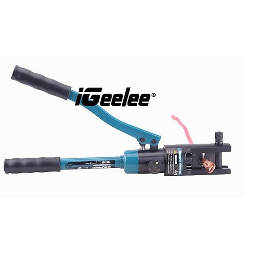 iGeelee ZUPPER Hydraulic Crimping Tool Hydraulic Compression Tool  YQK-300 RANGE10-300MM2 for AL/ Cu Conductor CE Proved