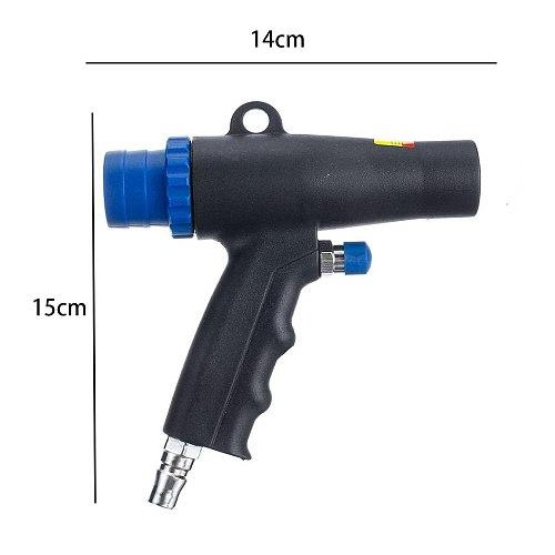 2 In 1 6KPA 10CFM Air Duster Compressor Pneumatic Blowing And Vacuuming Dual Purpose Gun Exhaust Gun Blower Car Vacuum Cleaner