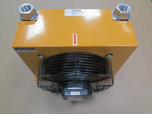 Hydraulic system air cooler AH1012T hydraulic cooler radiator