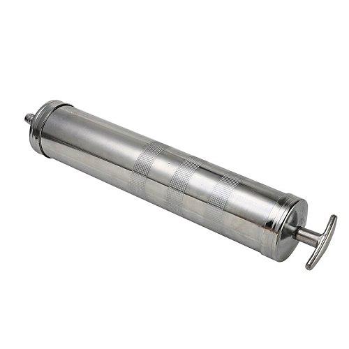 500cc Grease Guns Oil Suction Vacuum Transfer Hand Syringe Gun Pump Extractor Auto Replacement Ment Aluminum Alloy Carbon Steel