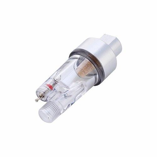 1/8  Airbrush In-Line Mini Air Filter Thread Paint Spray Gun Airbrush Fitting Separator Regulator Moisture Water Trap