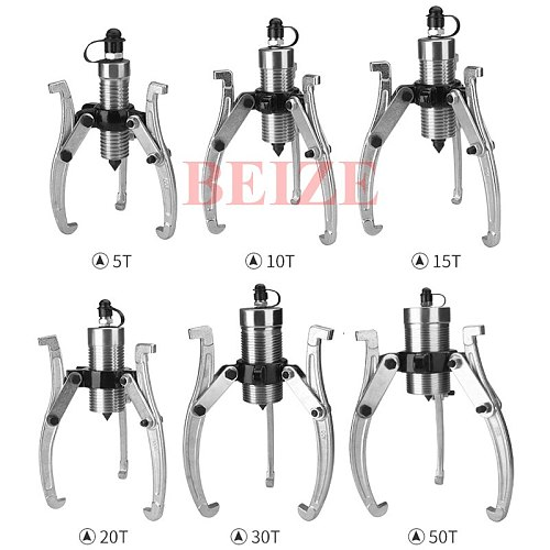 5T Split Hydraulic Gear Puller FYL-5T Can Be Used with CP-180 Hydraulic Pump