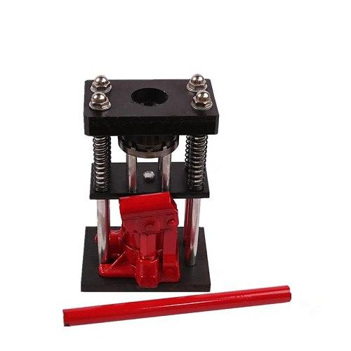 New Benchtop Hydraulic Bottle Jack Hose Crimper Hydraulic Hose Crimper Manual