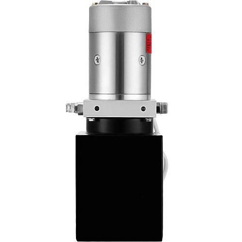 Hydraulic Pump 12V Dump Truck Hydraulic Pump Hydraulic Power Unit 4 Quart Hydraulic Pump Dump Trailer