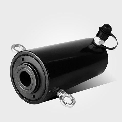 Hollow hydraulic jack RCH-20100 muti-purpose hydraulic lifting and maintenance tools 20T hydraulic jack