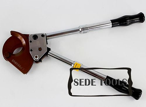 J50 Ratchet Cable Cutter for cutting 1440mm2 ACSR