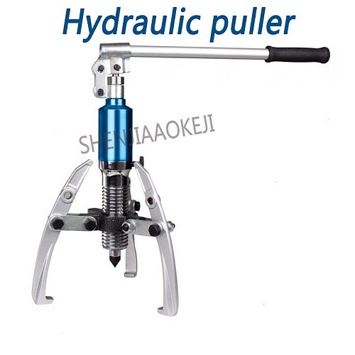 1PC Integral Hydraulic Puller Three-jaw Puller 50T Hydraulic Puller YL-50 Hardware / Mechanical / Electrical Naintenance Tool